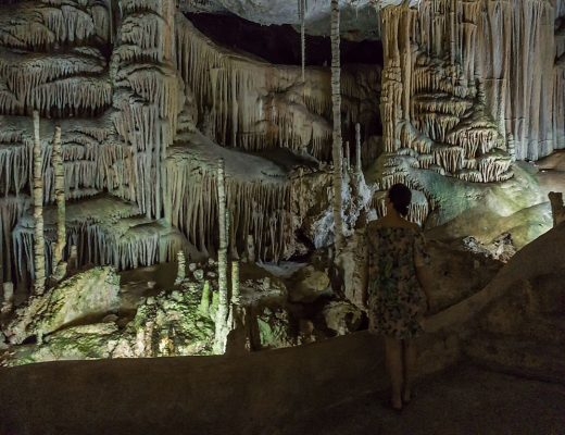 Höhlen von Campanet auf Mallorca Tropfsteinhöhle als Ausflug Tipp
