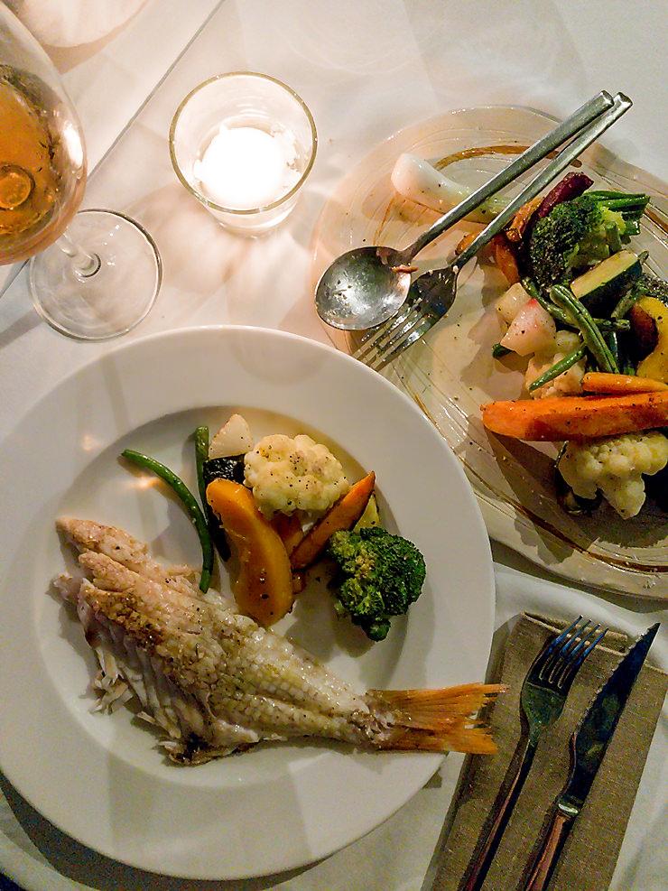 Mallorca Restaurant Ses Coves - Tipp für frischen Fisch und Fleisch Spezialitäten vom Grill